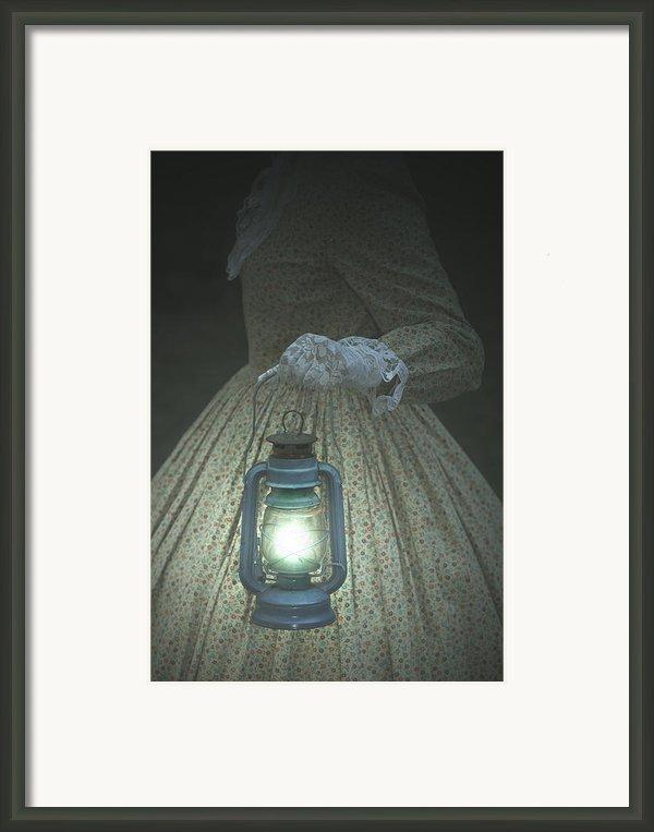 The Light Framed Print By Joana Kruse