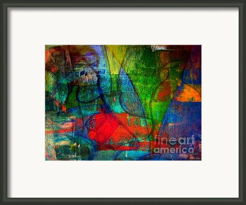 The Milk Lady Framed Print By Fania Simon