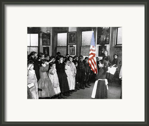 The Morning Parade 1898 Framed Print By Stefan Kuhn