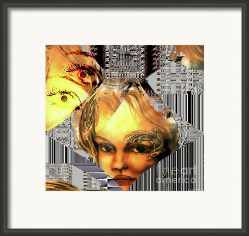 The Next Generation Detail Framed Print By Eva-maria Di Bella