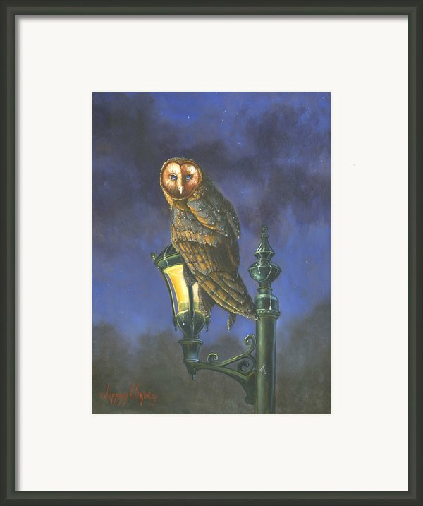 The Night Watch Framed Print By Jeff Brimley