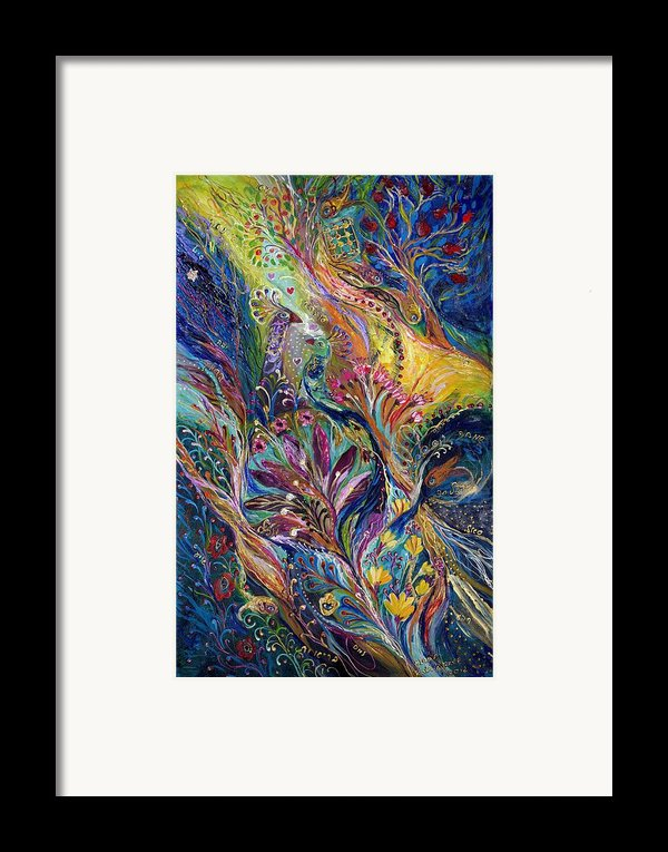 The Night Wind ...you Can Purchase The Original On Www.elenakotliarker.com Framed Print By Elena Kotliarker