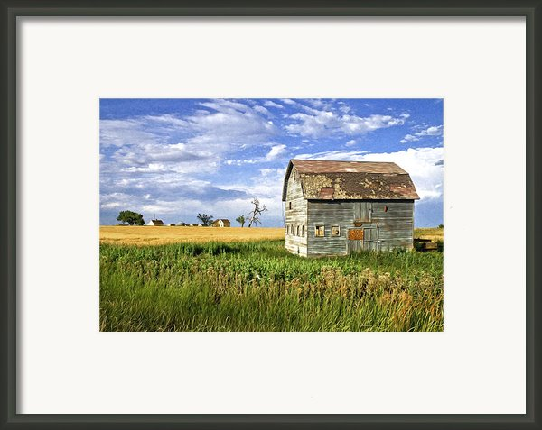 The Outcast Framed Print By James Steele