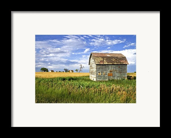 The Outcast Framed Print By James Steele