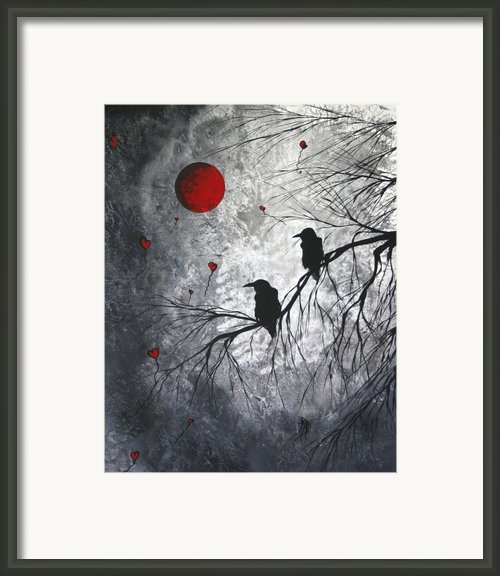The Overseers By Madart Framed Print By Megan Duncanson