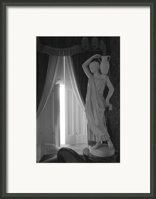 The Parlor Framed Print By Steven Ainsworth