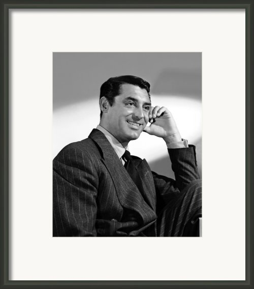 The Philadelphia Story, Cary Grant, 1940 Framed Print By Everett