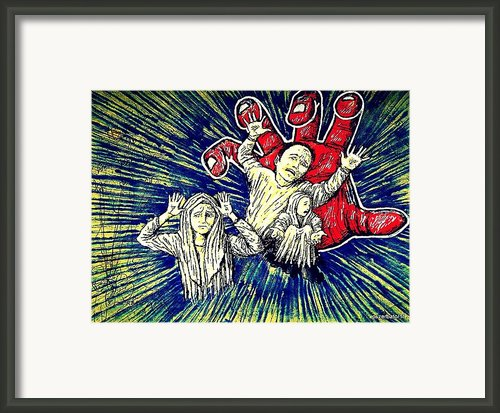 The Power Of Owning Framed Print By Paulo Zerbato