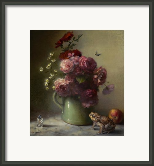 The Prince Framed Print By Lyndall Bass