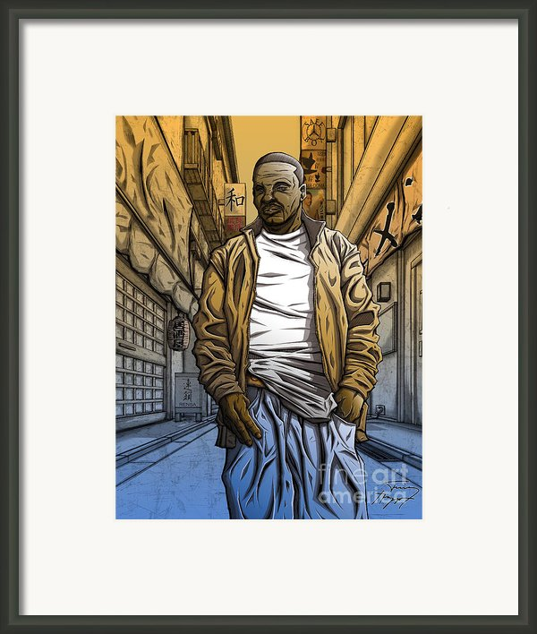 The Quiet Force Framed Print By Tuan Hollaback