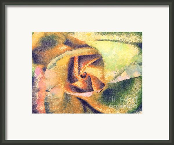 The Rose Framed Print By Odon Czintos