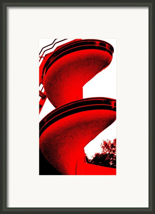 The S. S. Tornado Framed Print By Ed Smith