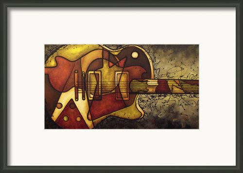 The Shape That Defines Us Framed Print By Darlene Keeffe