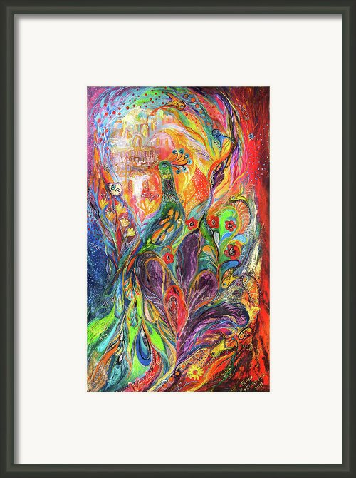 The Shining Framed Print By Elena Kotliarker