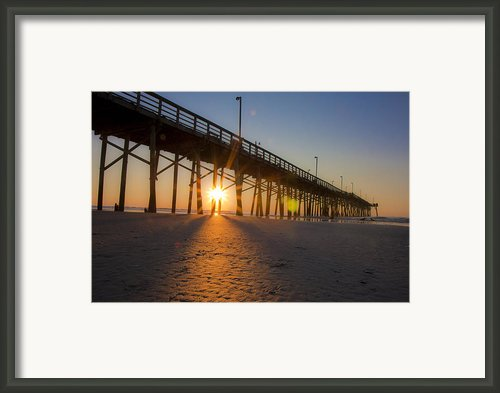 The Splendor Of It All Framed Print By Betsy A Cutler East Coast Barrier Islands