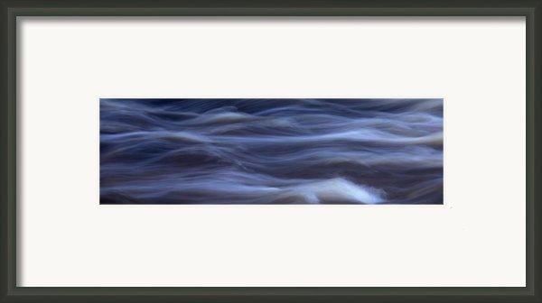 The Stream Framed Print By Konstantin Dikovsky
