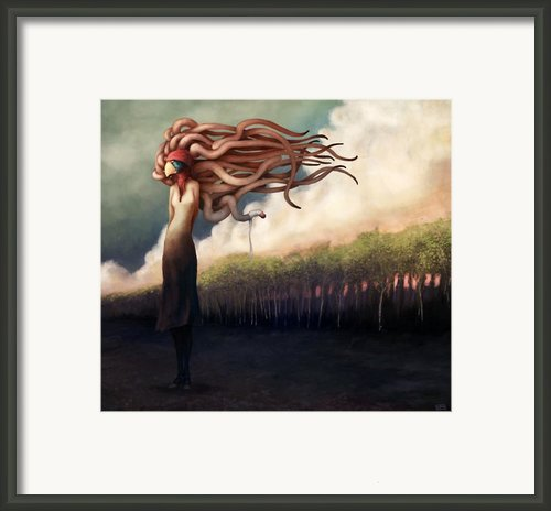 The Sundered Framed Print By Ethan Harris