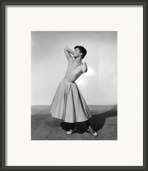The Tender Trap, Debbie Reynolds, 1955 Framed Print By Everett