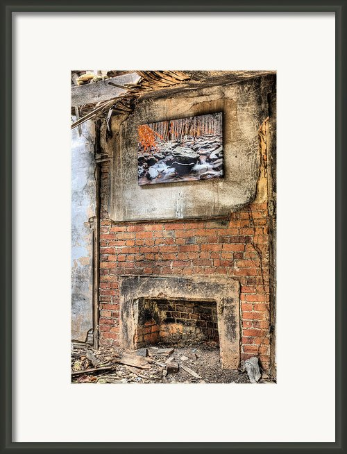 The Value Of Art Framed Print By Jc Findley