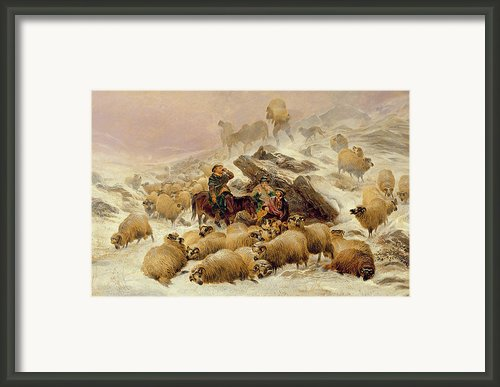 The Warmth Of A Wee Dram Framed Print By Ts Cooper