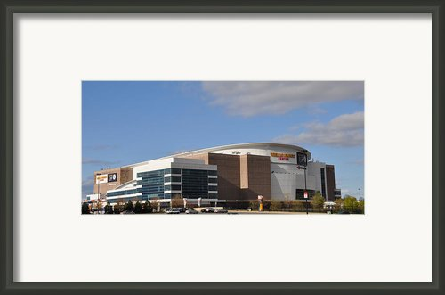 The Wells Fargo Center - Philadelphia  Framed Print By Bill Cannon