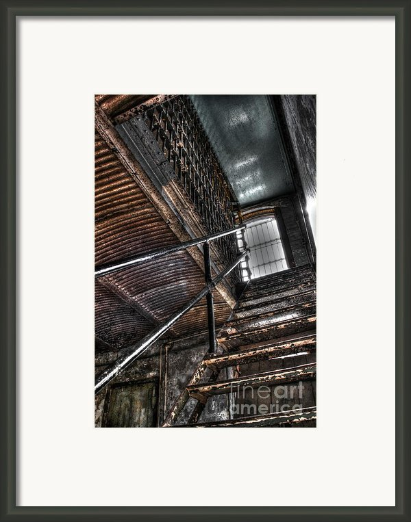 The Wrong Road Taken Framed Print By Dan Stone