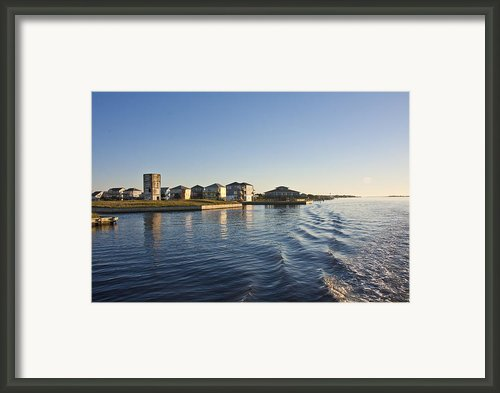 Ti Observation Tower 2 Framed Print By Betsy A Cutler Islands And Science