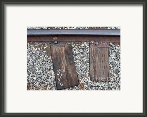 Ties Framed Print By Dan Holm