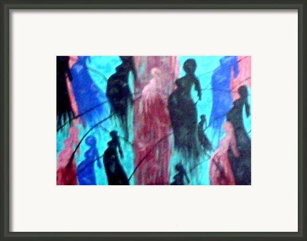 Ties That Bind Framed Print By Annette Mcelhiney