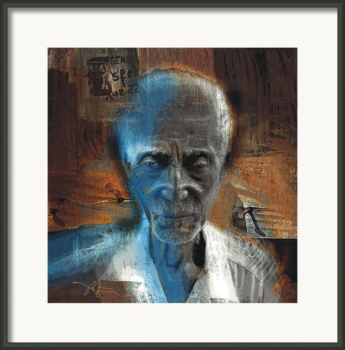 Time Goes By Framed Print By Bob Salo