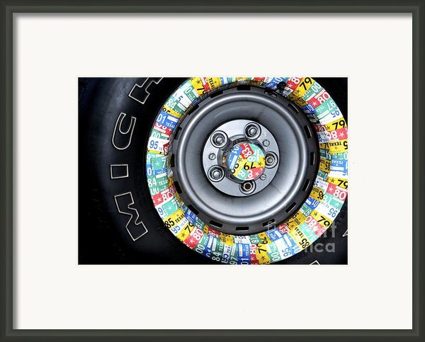 Time On Your Hands Framed Print By Sherry Davis