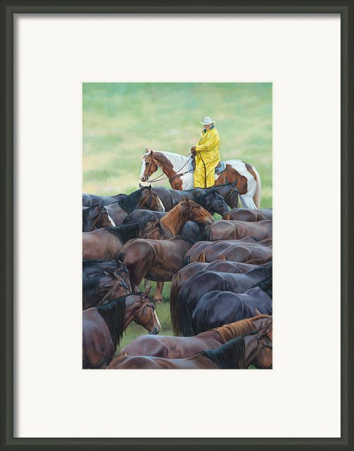 Time To Soak Framed Print By Jq Licensing