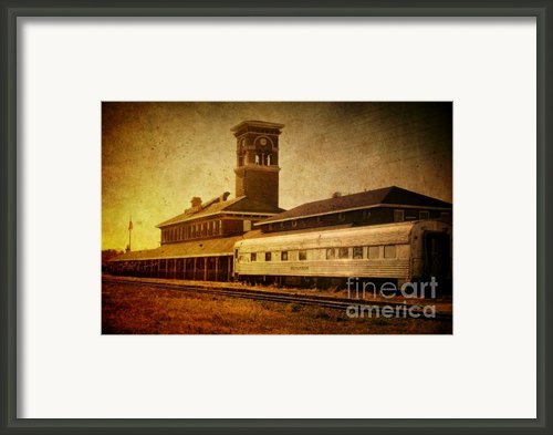 Titletown Brewing Company Framed Print By Joel Witmeyer