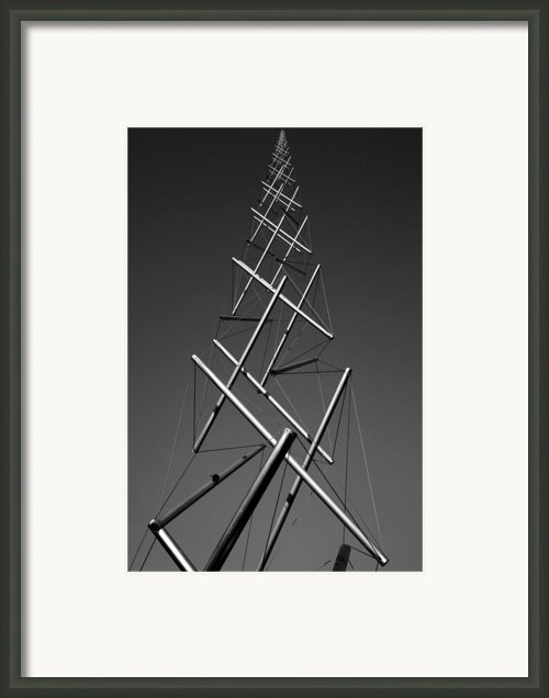 To Infinity Framed Print By Steven Ainsworth