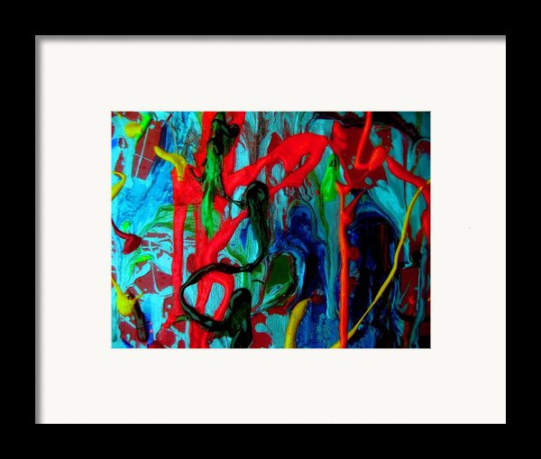 To Kill Time Framed Print By Allen N Lehman