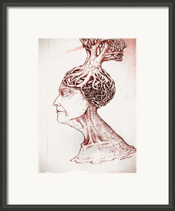 To Sow Ideas Framed Print By Paulo Zerbato