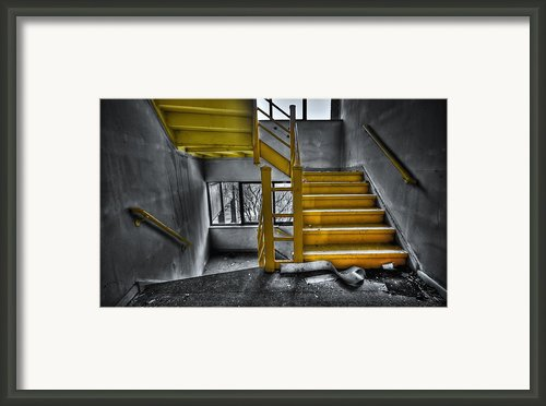 To The Higher Ground Framed Print By Evelina Kremsdorf