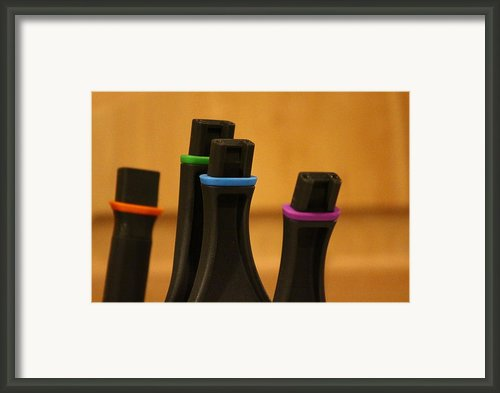 Tools Of The Kitchen  Framed Print By Robby Green
