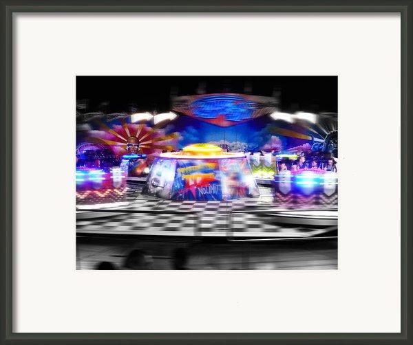 Top No Limit Framed Print By Charles Stuart