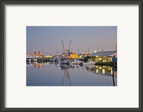 Topsail Island Nc Sound Framed Print By Betsy A Cutler Islands And Science