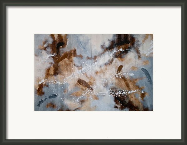 Touch Framed Print By Eric Chapman