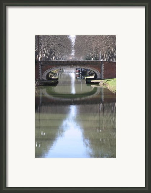 Toulouse - A Different View Framed Print By Dagmar Ceki