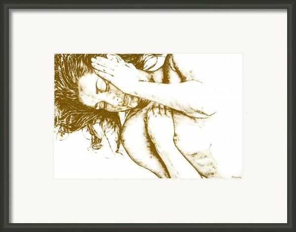 Tragedy Framed Print By Richard Young