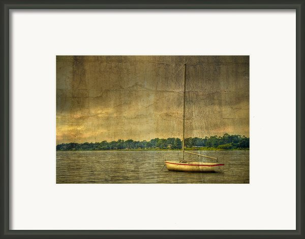 Tranquility Framed Print By Debra And Dave Vanderlaan