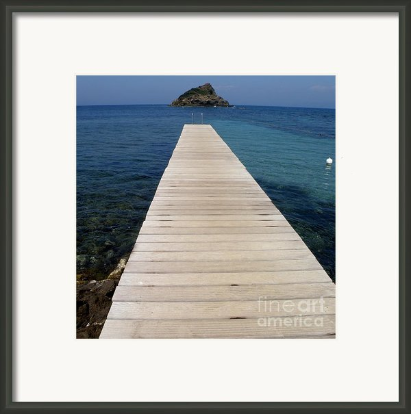 Tranquility  Framed Print By Lainie Wrightson