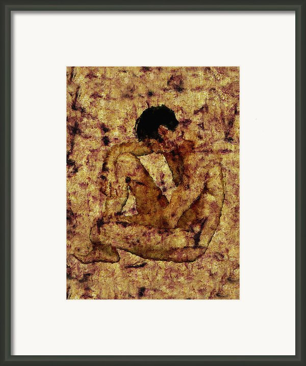 Transition Framed Print By Kurt Van Wagner