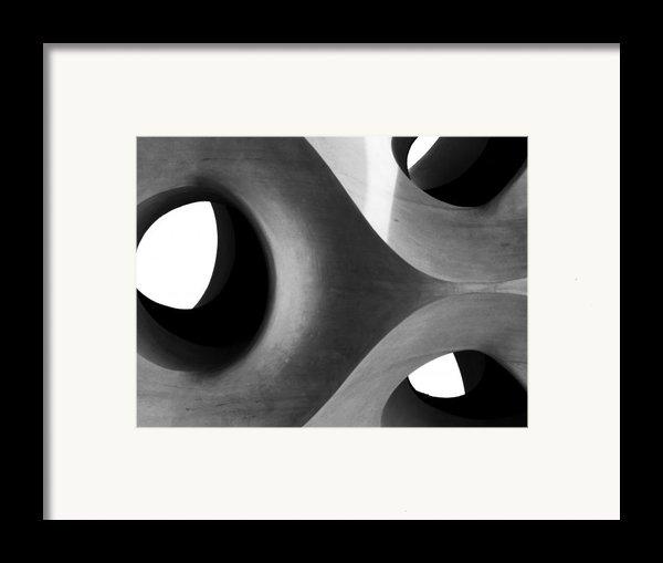 Triarchy Framed Print By Alan Todd