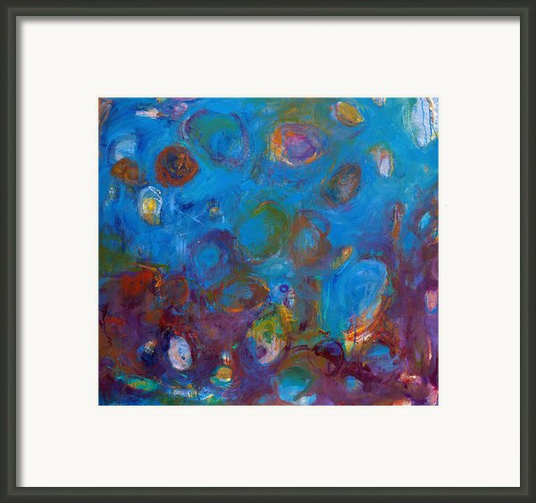 Truth In Dreams I Framed Print By Johnathan Harris