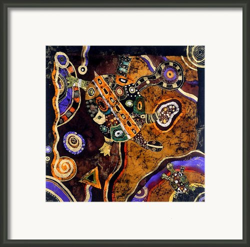 Turtles Framed Print By Sandra Kern
