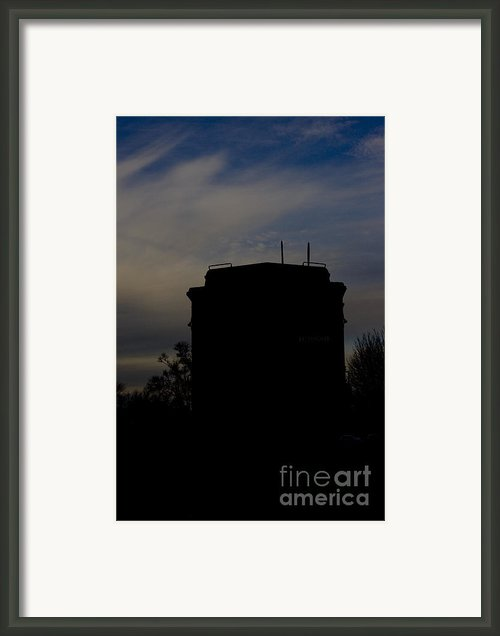 Twilight Ride Framed Print By Alan Look